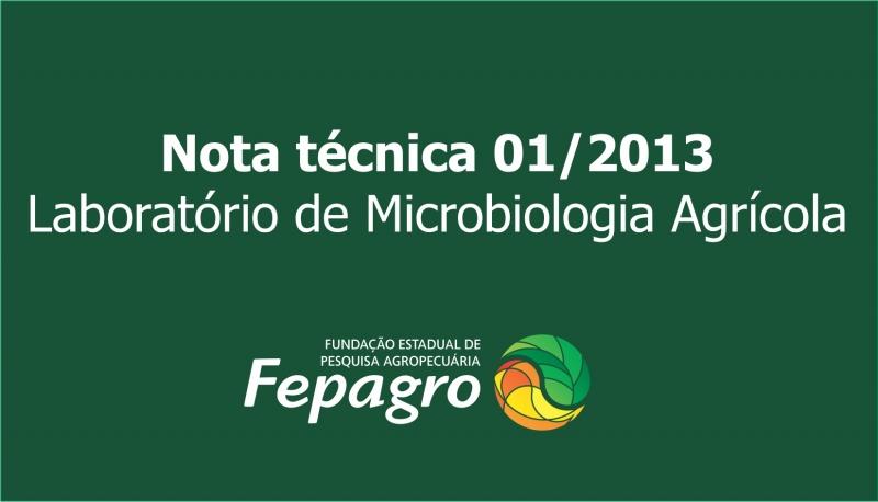 Artigo cientifico microbiologia